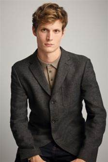 Two Button Tweed Jacket