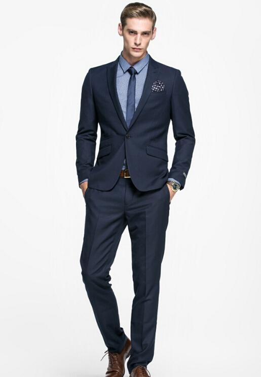 Business Suits For Men Emby Suit